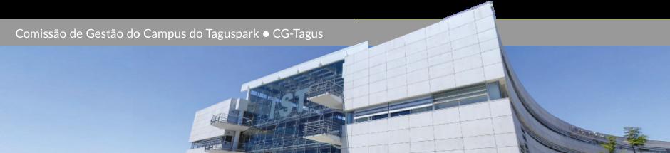 Comissão de Gestão do Campus do Taguspark